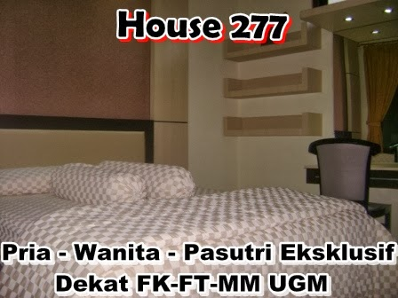 kost exclusive jogja 2013