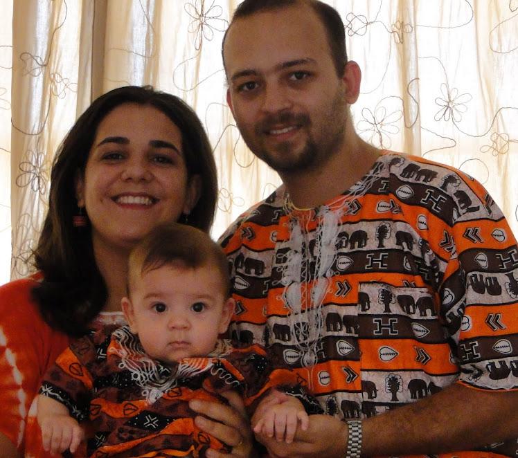 Mis. Rogério e Fabiana Pinheiro