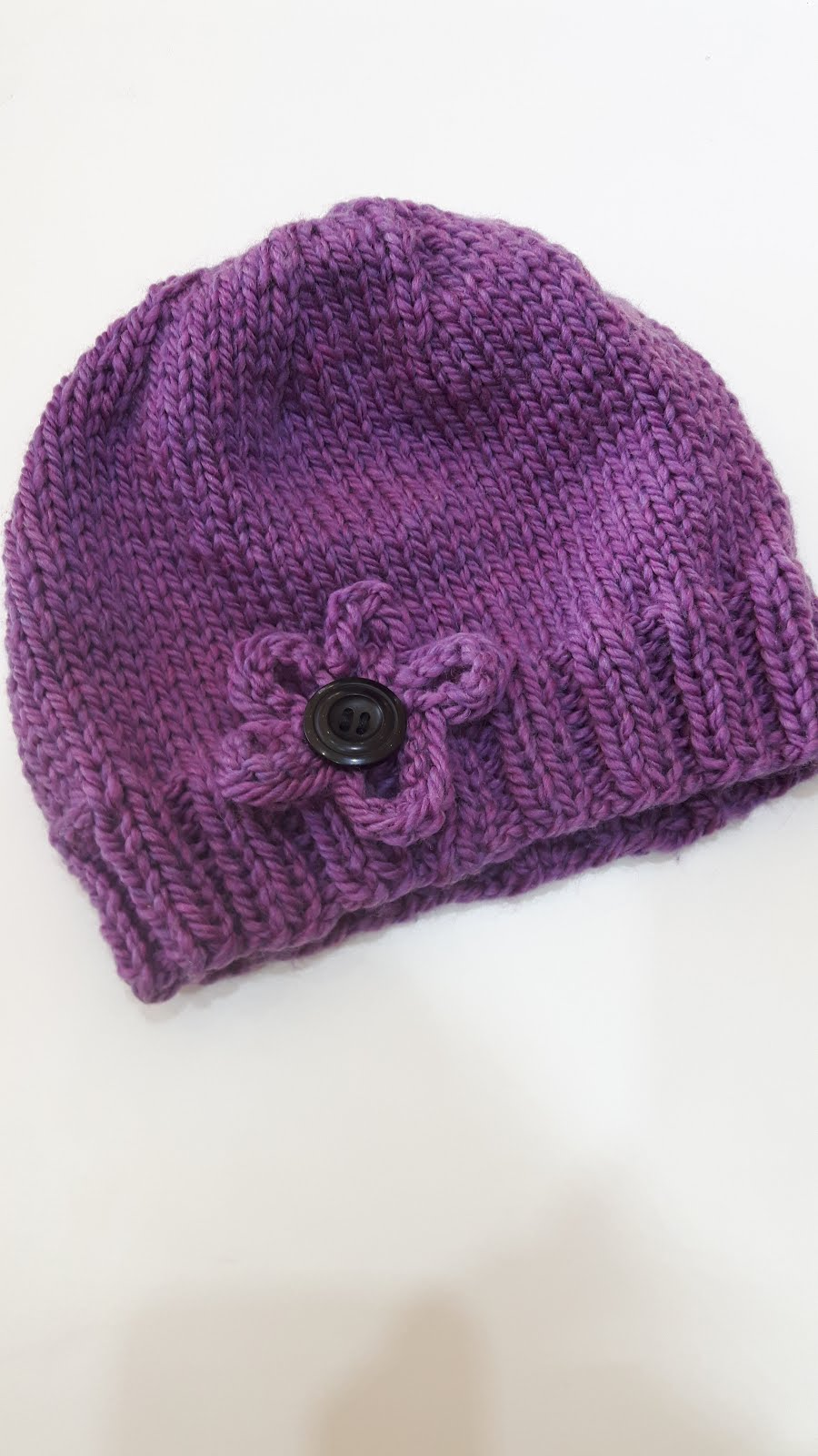 Knit your first Hat!