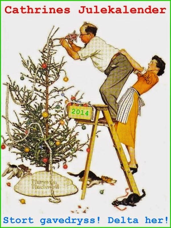 Bli med på Cathrines julekalender