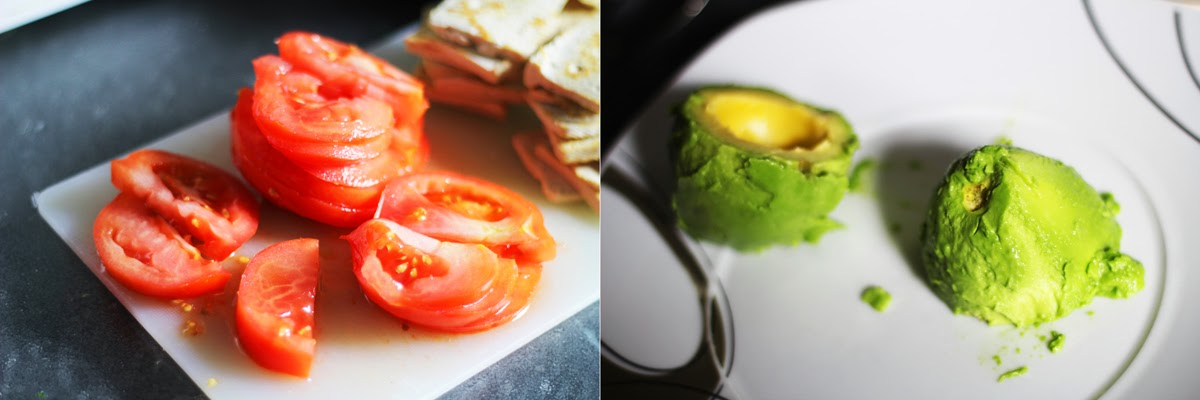 tomate avocado cook with me monday myberlinfashion
