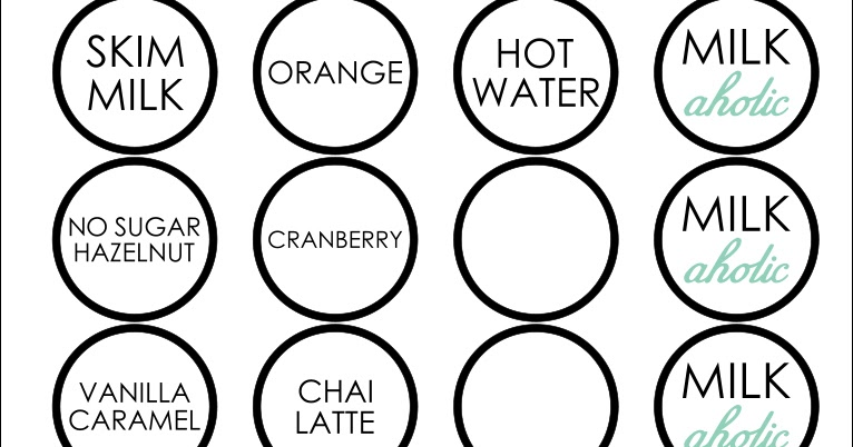 Cricut Cardiologist: Milk-aholic SVG for Avery Round Labels 5293 - 1 ...