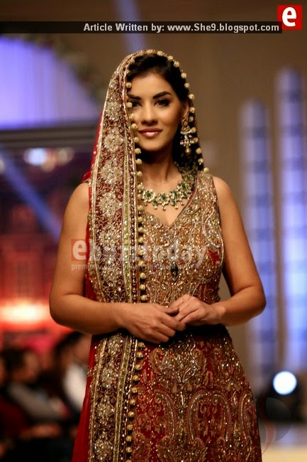 Designer Fozia Hammad Collection at TBCW-2014