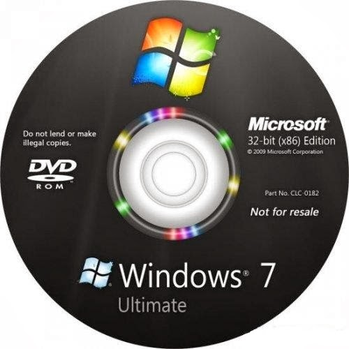 Download Windows 7 64-bit Ultimate x64 English