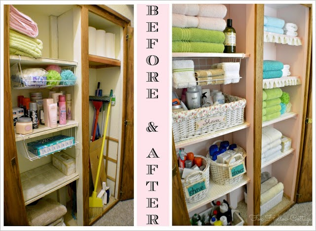 http://foxhollowcottage.com/2013/02/project-linen-closet-reveal-pretty.html