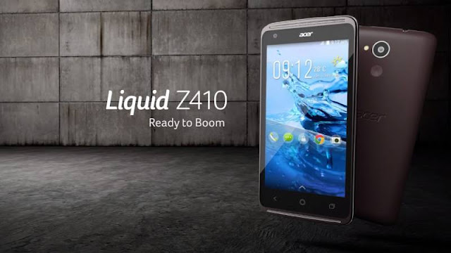 Acer Liquid Z410, Android Phone with 4G LTE Connection
