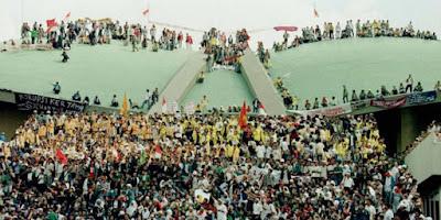 Sejarah Singkat Reformasi di Indonesia