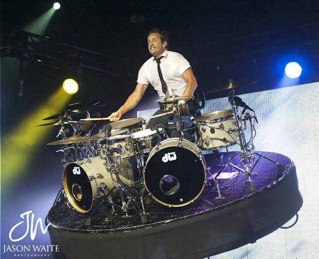 Newsboys drummer duncan phillips