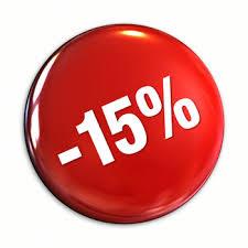 Reduceri atractive  intre 10-15% la majoritatea categoriilor  Detalii gasiti in fiecare categorie