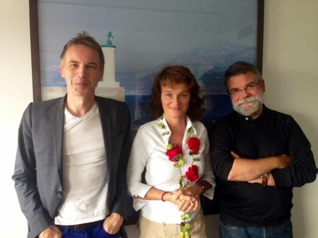 reportage radio france sur l art brut avec les spécialistes - gricha rosov outsider art