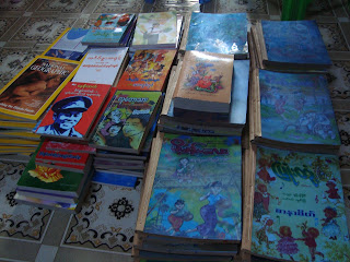 SFBC (San Francisco Burmese Community) Bookdrive Updates