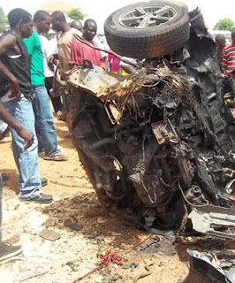 Jos Suicide Bomber went into the church disguised as a church member 1