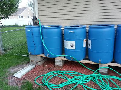 how do i hook up a rain barrel Tom silva gives advice on installing a rain barrel how to connect a rain barrel to a downspout tom silva gives advice on installing a rain barrel.