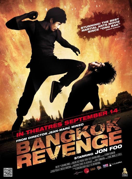 Ver Bangkok Revenge Online