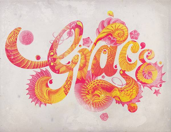 Graphic Design of Typography is Very Nice and Creative