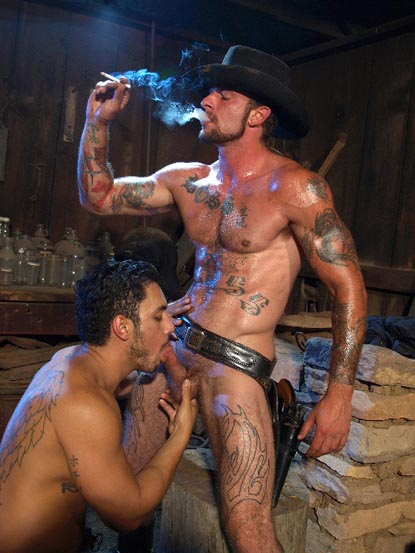 from Joey gay sex in the barn