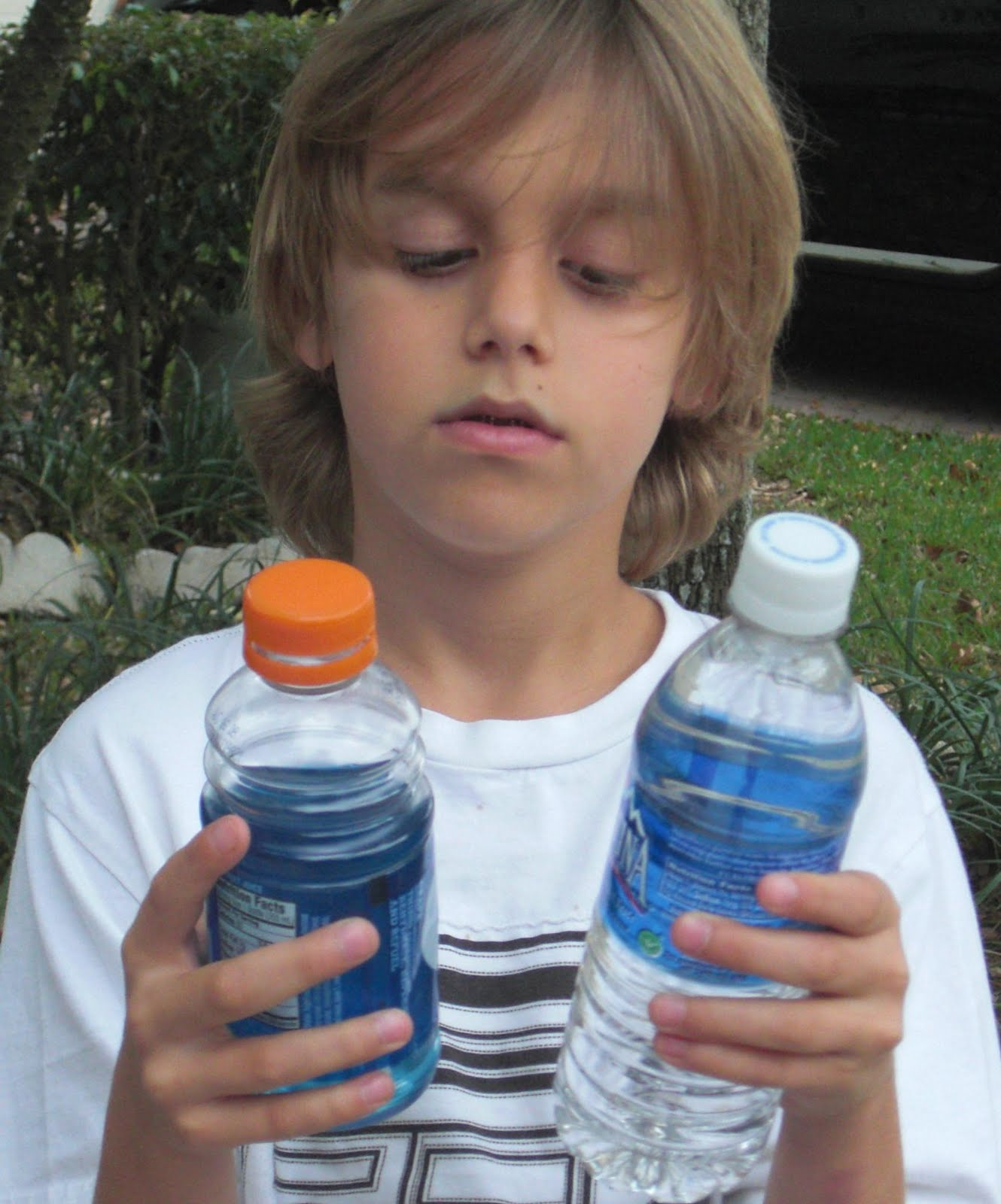 water vs gatorade We'd do well to remember that excess alcohol consumption is called  it often  takes more than a couple of ibuprofen and a gatorade for me to feel better  ( typically cheaper) will give you a worse headache, as will red wine,.