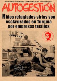 Revista solidaria Autogestión. Número 118