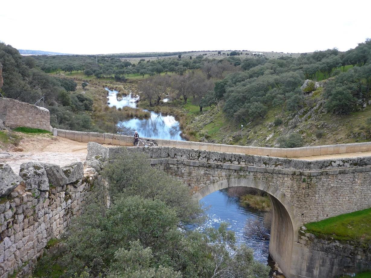 Blog Go Tandem -  Trazado Marcha Colmenar P.2 - Puente Marmota