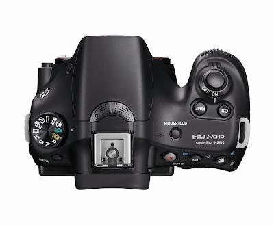Sony SLT-A58K Digital SLR Camera