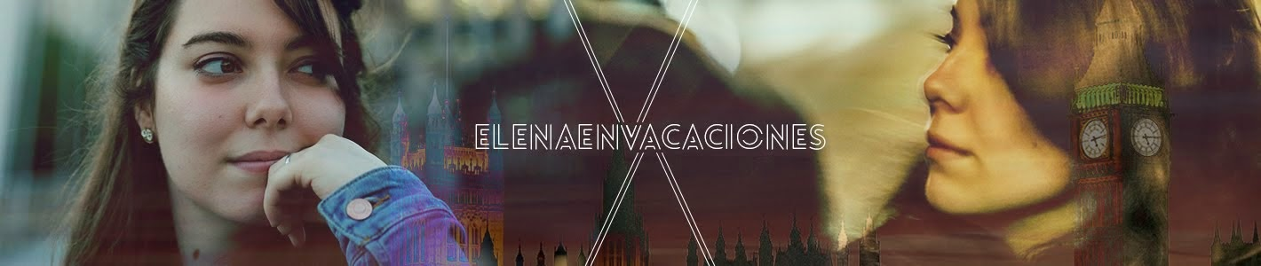 Elena en vacaciones.