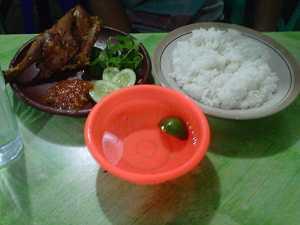 Warung Makan Langganan Anak Kost, warung makan idaman, warung makan murah