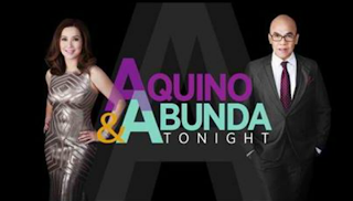 Watch Aquino and Abunda Tonight Pinoy TV Show Free Online.