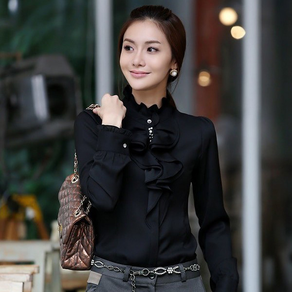 baju kemeja kerja wanita lengan panjang murah modern terbaru model baju muslim modern terbaru 2015 2016,Model Baju Wanita Di Matahari