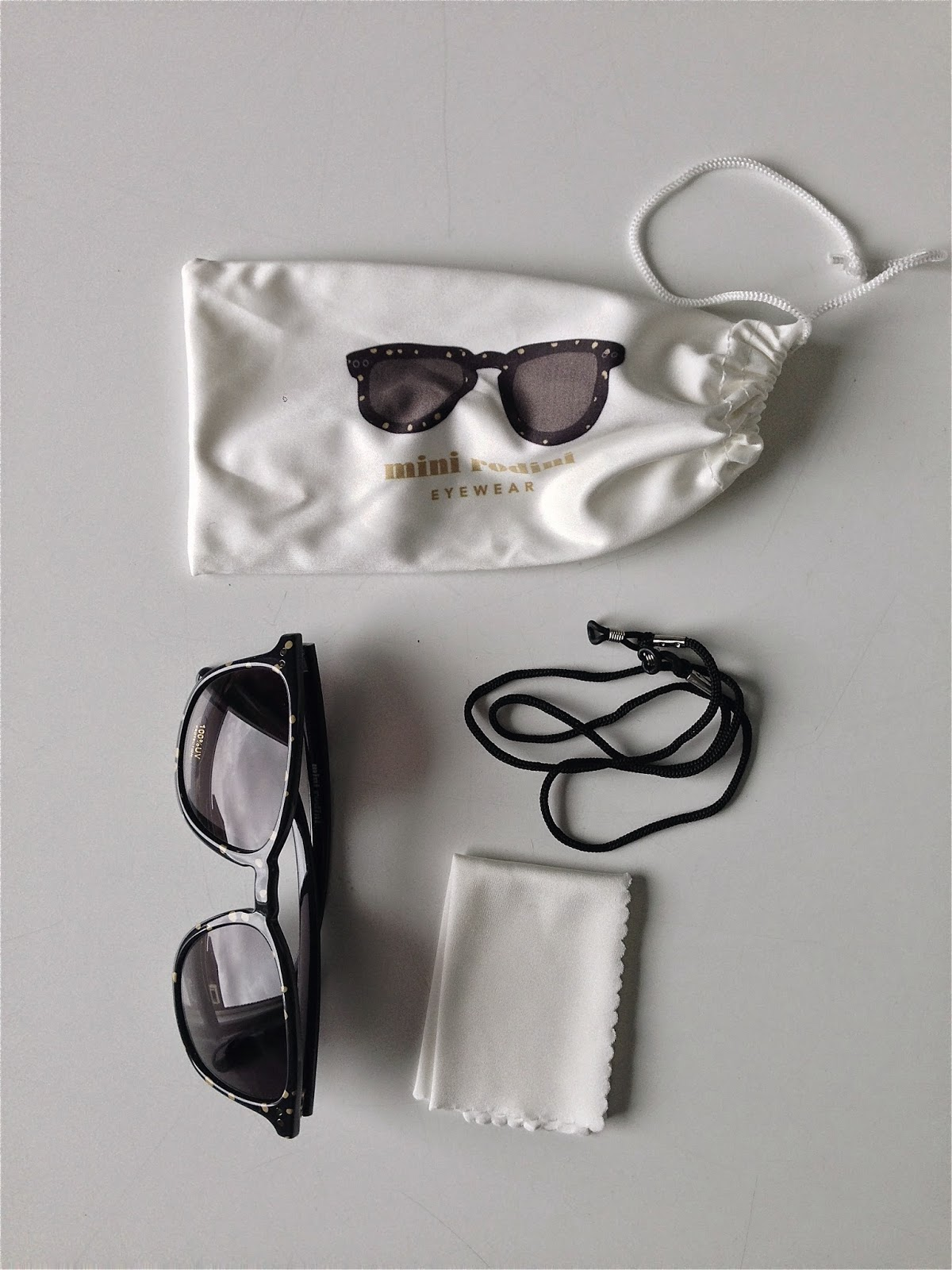 Mini Rodini ss15, spot sunglasses