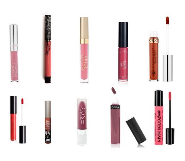 liquid lipsticks reviews
