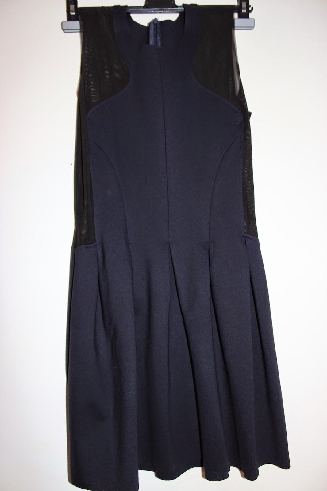 robe néoprène Maje