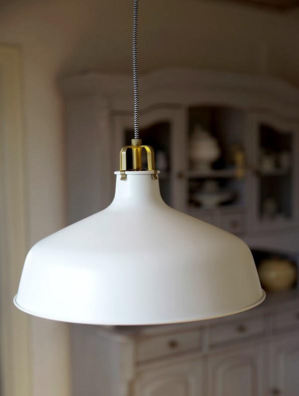 Fin Kokslampa : Jag blev so himla nojd med lampan som or ganska enkel i sin