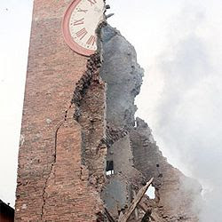 Finale Emilia - terremoto