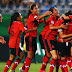 Jornada 1 del Mundial Femenil Sub-20 2014