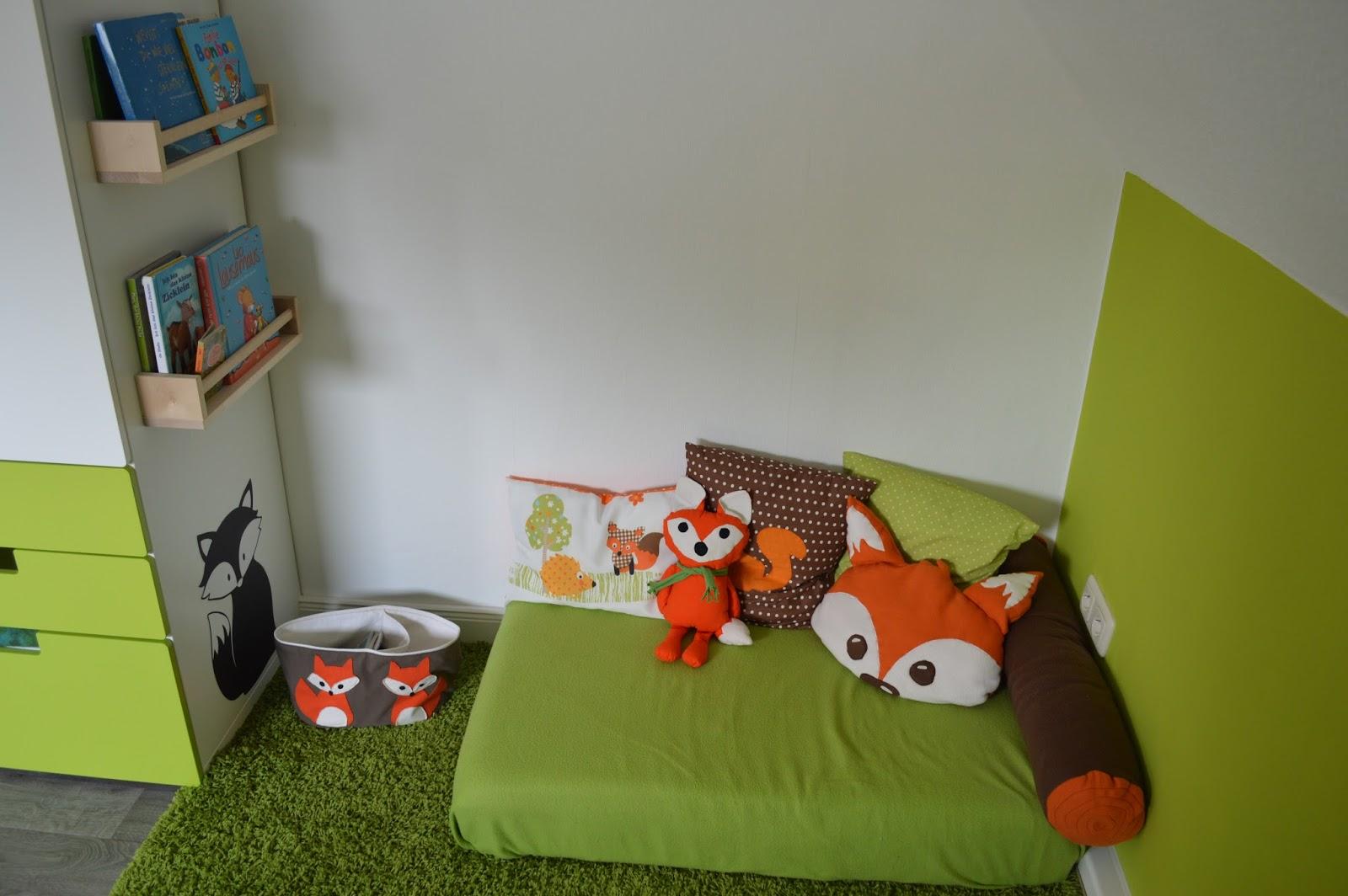 Ideenwiese kinderzimmer teil 2 for Kinderzimmer kuschelecke