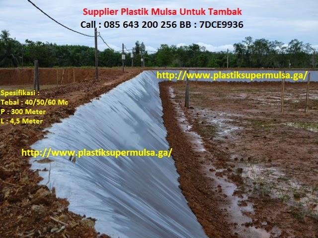 Plastik Mulsa Untuk Tambak Murah