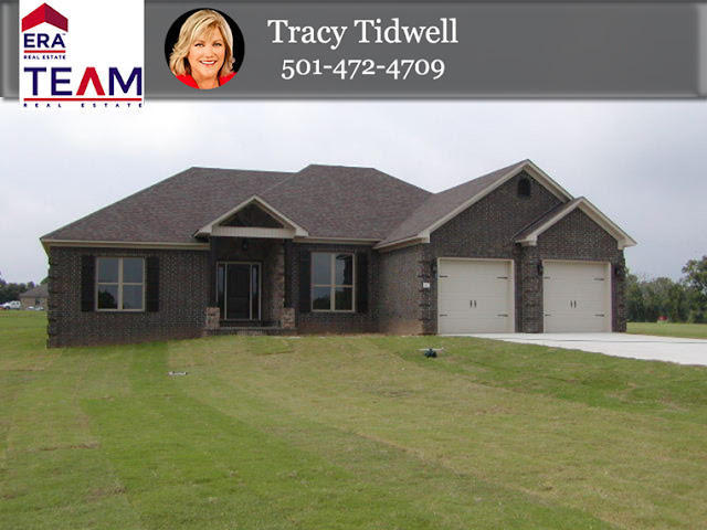 Tracy tidwell team property listings 41 alexandrea dr for Custom home builders central arkansas