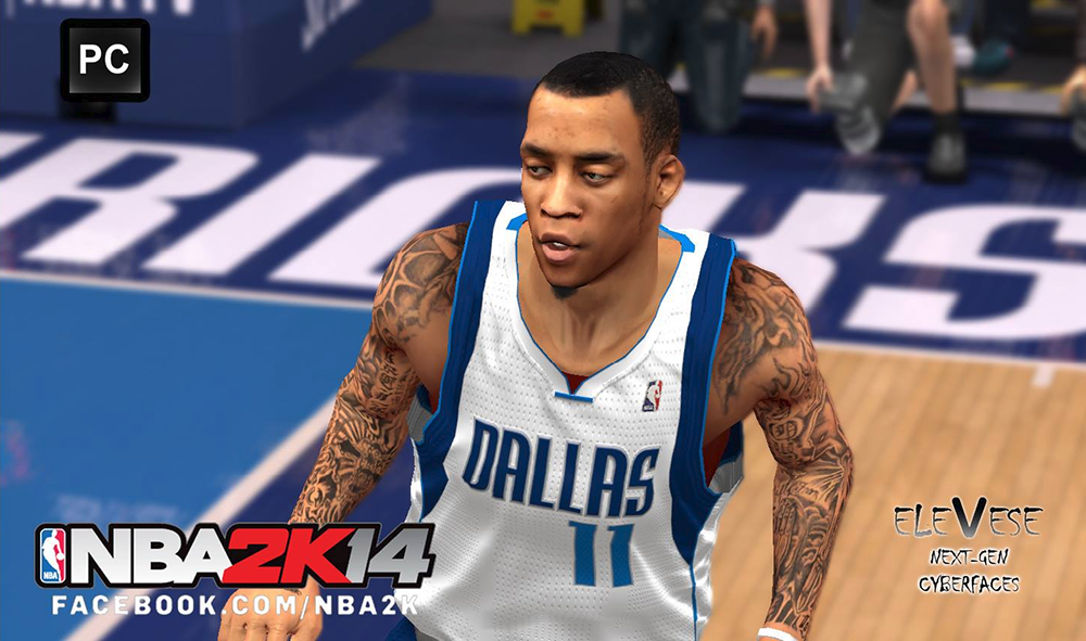 NBA2K14 PC Next-Gen Face Mod