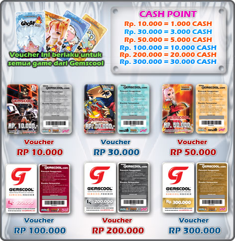 Cara Menambah Cash POINT BLANK Gratis