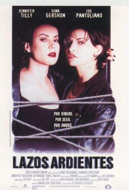 Lazos Ardientes [1996] [DvdRip] [Español]