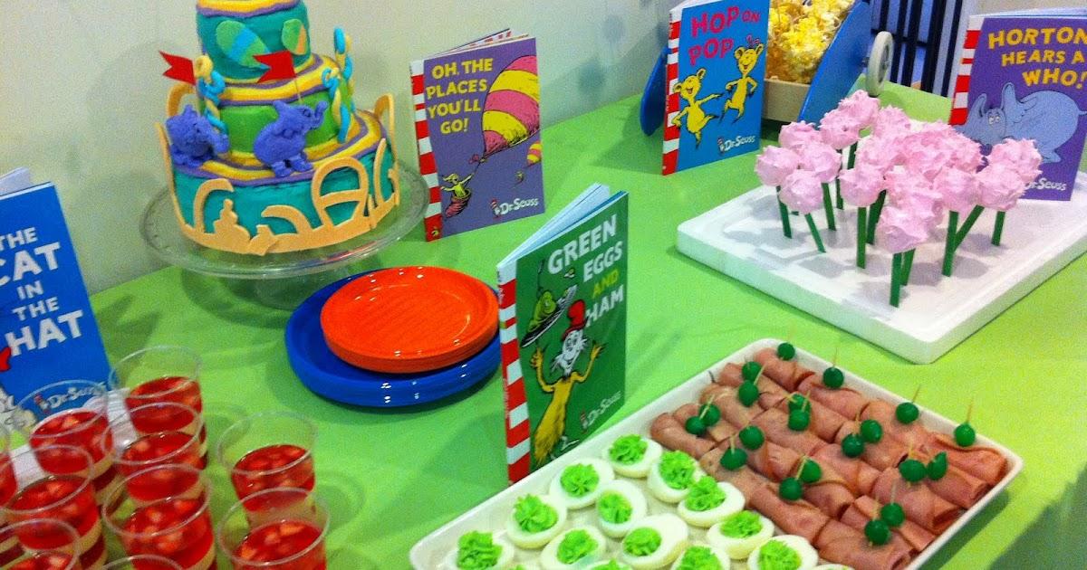 Horton Hears A Who Cake Pops