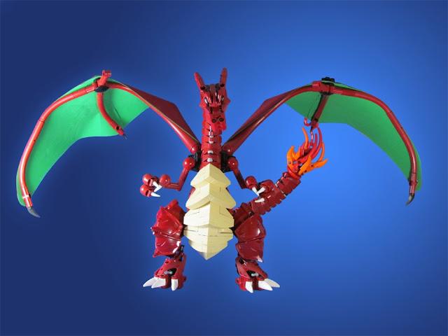 Pokémon Lego Stunning