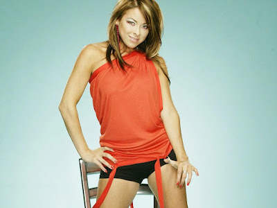 Lisa Scott-Lee Sexy Wallpaper