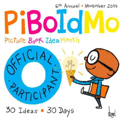 Picture Book Idea Month