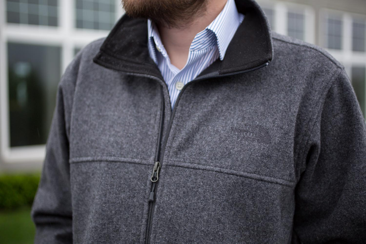 The North Face Wool Coat