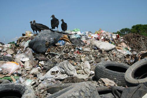 La basura en México