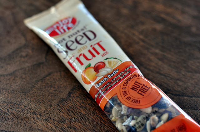 Beach Bash Seed and Fruit Mix from Enjoy Life | Taste As You Go