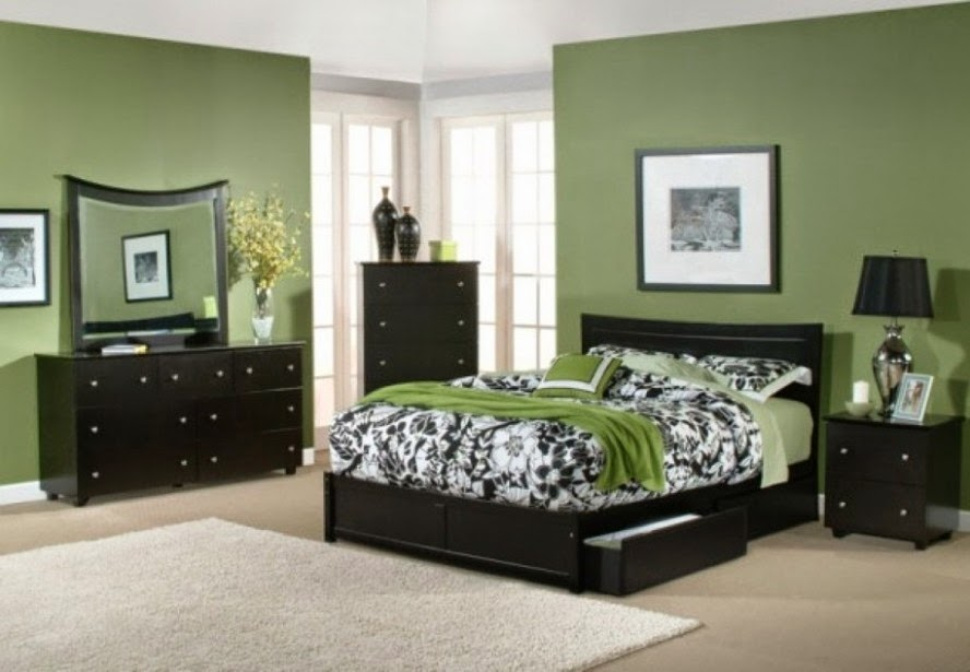 Beautiful Paint Colors bedroom design ideas with beautiful colors | armin winkler
