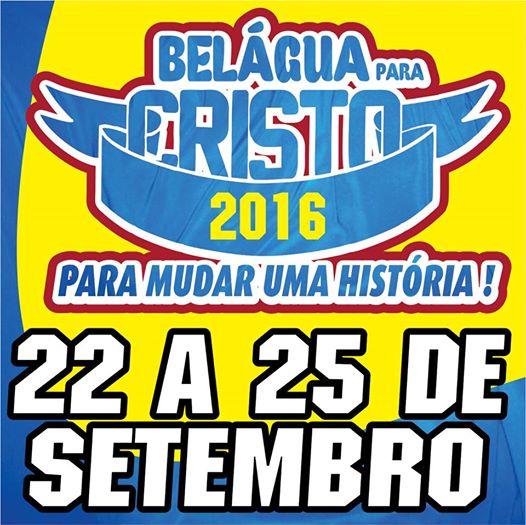 BELÁGUA - MA PARA CRISTO