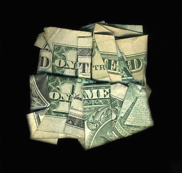 Hidden Messages on Dollar Bills